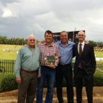 "Now here's history for you. Me, DP Badenhorst a top javelin and throws coach, Terseus Liebenberg, the incredibly successful javelin coach and way and above SA's most successful coach ever and Richard Mayer, a highly dedicated and successful endurance coach, statistician and the ""conscience of SA Athletics"""