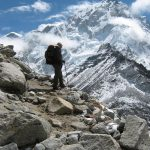 Twice to Everest Base Camp, Gokyo, Kalla Pattar, south side of Lhotse and surrounds in 2010 and 2011