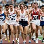 Olympic 5000m final - 1972